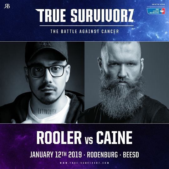 Rooler vs Caine