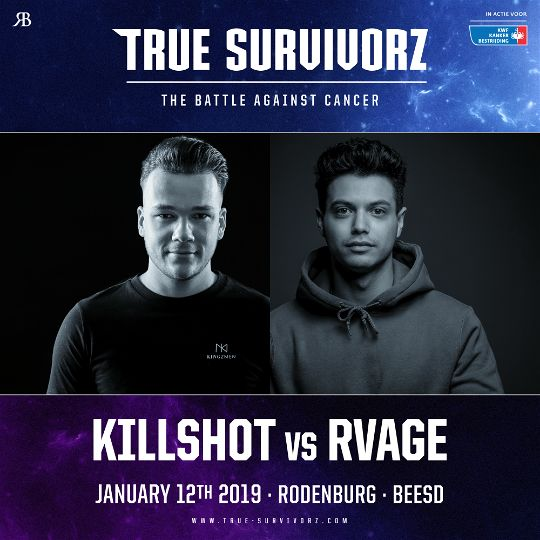 RVAGE vs Killshot